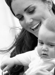 Kate Middleton - An Alternative View: A Mother's love shinning through. Duke And Duchess Of Cambridge Tour Australia And New Zealand