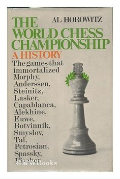 From Morphy to Fischer - a History of the World Chess Championship by Al Horowitz, http://www.amazon.com/dp/0713427620/ref=cm_sw_r_pi_dp_6vMVpb1N6967J