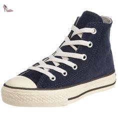 Converse, unisexe–Enfants Casual - Bleu - Navy/Chocolate, - Chaussures converse (*Partner-Link)