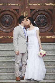 Kindy e Kevin [ Casamento ] | A Noiva SUD