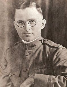 A young Harry S. Truman