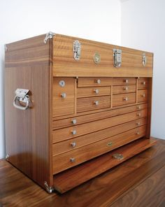 Gerstner Machinist Chest. These are classic and I must have one!