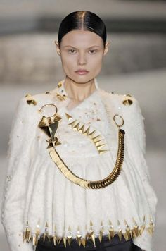 Givenchy Hte Couture  Fall/Winter  2009