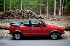 Volkswagen Golf Cabriolet TSI DSG review - Pocket-lint....have it in white. My baby....named Clarice:)
