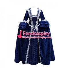 US$ 197.9 - Victorian Rococo Medieval Gown Ball Dress Gothic Evening Dress Cosplay Costume Tailor-Made[G957] - www.fondcosplay.com Rococo, Ball Dresses, Evening Dresses, Medieval Gown, Cosplay Costumes, Gothic Dress, Costume Accessories, Custom Made, Accessories