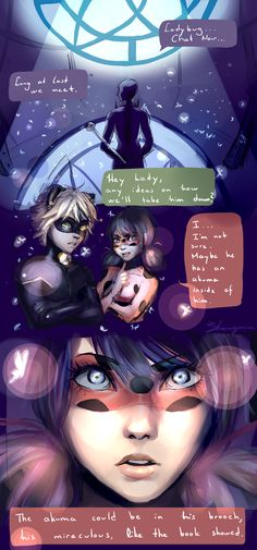 Miraculous Ladybug: In the Clocktower #1 by Strangerina on DeviantArt