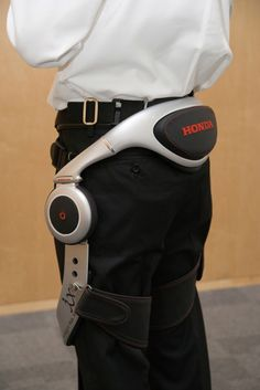 Honda Walking Assist Exoskeleton