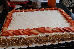 Malisa's Food Blog: Chinese Birthday Cake Take Four (or Five)