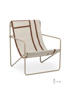 Holding an interchangeable woven textile seat made from recycled plastic bottles, available in four designs: Soil, Stripes, Shapes or Solid Cashmere Lounge Design, Black Soil, Outdoor Chairs, Outdoor Furniture, Burke Decor, Recycle Plastic Bottles, Danish Design, Scandinavian Style, Nordic Style