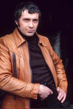 The Professionals star Lewis Collins