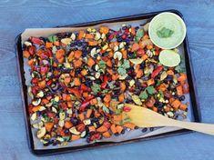 Fiesta Sheet Pan Dinner | Kale & Chocolate