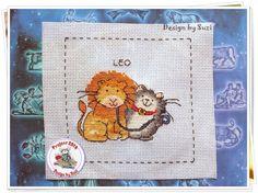 Project 2014: 22/40 Leo (Margaret Sherry-Cattitude Horoscopes)