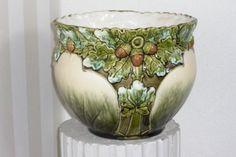 Ytterfoder, Jugend Art Nouveau, Art Deco, William Morris, Retro Design, Potted Plants, House Plants, Decorative Bowls, Planter Pots, Interior Decorating