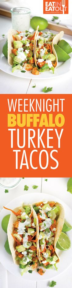 Weeknight Buffalo Tu