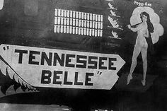 "WWII B-24 ""Tennessee Belle"""