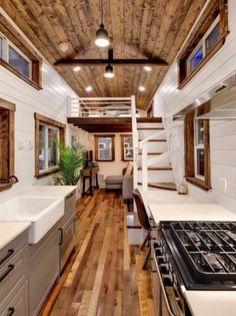 Stunning Tiny House Interior Design Ideas 03