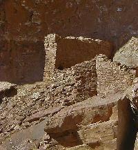 Ruins at Palatki Heritage Site in Sedona, Arizona
