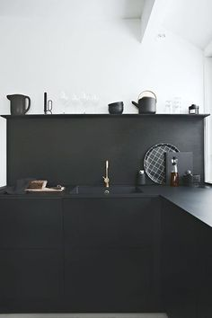 Back To Black - Why Matte Appliances Will Make Your Home Shine - Photos