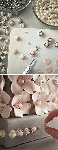 Flower making ....