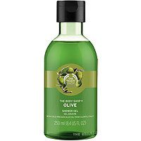 Buy Olive Shower Gel from The Body Shop: Turn your shower into a Mediterranean delight, when you use our soap-free Olive Shower Gel, it will leave your skin feeling soft, cleansed and gently scented with a fresh and fragrant aroma. The Body Shop, Body Shop At Home, Original Source Shower Gel, Olives, Lush Shower Gel, Philosophy Shower Gel, Body Shower, Natural Cleanse, Shops