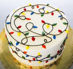 christmas cake ideas c - Christmas Cake Designs, Christmas Cake Decorations, Holiday Cakes, Holiday Baking, Christmas Desserts, Holiday Treats, Christmas Snacks, Christmas Cupcakes, Christmas Cooking