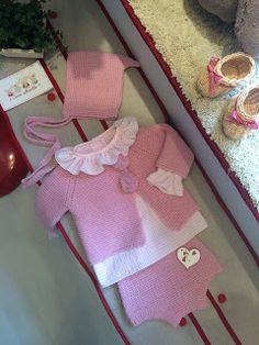 Caperucita Roja: Conjunto de punto rosa 2015.
