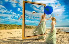 Vegan Chef, Leslie Durso's Eco-Inspired Earth Day Shoot at the St. Regis Monarch Beach Hotel ‹ Beautiful Day Photography