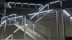 Lumenrail by Precision Metals, Florida - Courtesy of Wagner Companies - Railing Products & Services - http://www.wagnercompanies.com/