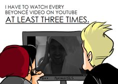 **Every PTX video at least three times** PENTACOMICS 101 WAYS TO DITCH YOUR FRIENDS: NUMBER 14