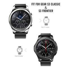 During the purchase of quality Samsung frontier straps, you can consider the quality of material, its durability and design to buy the best product with ease. Huawei Watch, Casio Watch, Samsung Gear S3 Frontier, Apple Watch Bands, Smart Watch, Samsung Galaxy, Galaxy S3, Watches, Classic