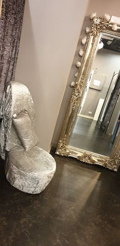 Liverpool, Oversized Mirror, Vanity, Furniture, Home Decor, Dressing Tables, Powder Room, Decoration Home, Room Decor