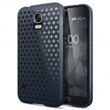 Carcaça Samsung Galaxy S5 Spigen SGP Ultra Fit Capsule Slate  13,99 €