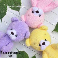 Crochet Bear, Crochet Toys, Amigurumi Toys, Free Pattern, Dinosaur Stuffed Animal, Crochet Patterns, Teddy Bear, Animals, Victoria