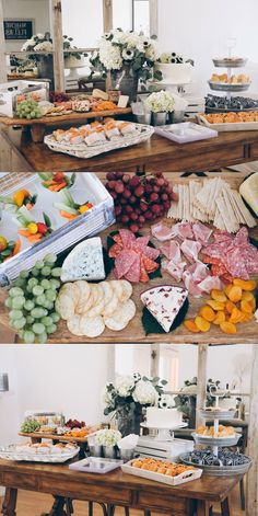 My french market themed baby shower — me and mr. Comida Baby Shower, Baby Shower Appetizers, Baby Shower Brunch, Baby Boy Shower, Baby Shower Foods, Baby Shower Buffet, Baby Shower Apps, Bridal Shower Foods, Paris Bridal Shower