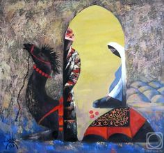 Kagarov MEDAT.  Descanse en una manera III Russian Art, Art Gallery, Artist, Artwork, Painting, Other, Art Museum, Work Of Art, Fine Art Gallery