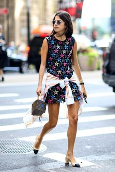 95 Killer Outfits To Copy from Fall 2015 New York Fashion Week - Leandra Medine