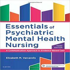 Books Type Pdf Essentials Of Psychiatric Mental Health Nursing Pdf