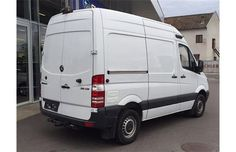 mercedes benz 316cdi sprinter allrad 4x4 transporter. Black Bedroom Furniture Sets. Home Design Ideas