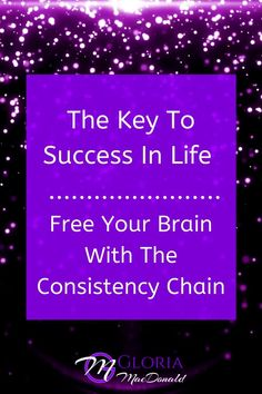 In this video, I've decided to share my number one key to success in life, because too many people are failing and it doesn't need to be that way.   You see, the secret to growing your business and becoming wildly successful is understanding the principle of consistency.   Only by showing up consistently in your business can you ever truly build a following and get the results you desire.