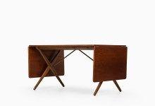 Hans Wegner dining table model AT-309 by Andreas Tuck at Studio Schalling