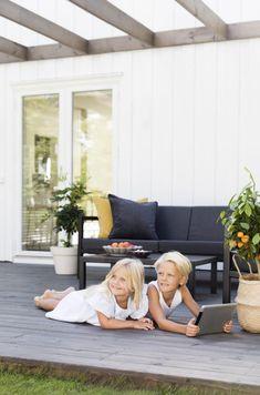 Gjør terrassen klar for sesongen - Jotun Uteinspirasjon