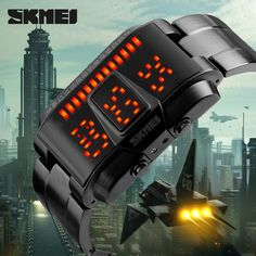SKMEI SCIENCE FICTION Series Sport Watch for Men //Price: $0.00 & FREE Shipping //   https://www.freeshippingwatches.com/shop/skmei-science-fiction-series-sport-watch-for-men/    #freeshipping