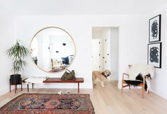 Minimalist Entryways That Have Just What You Need (& Nothing More)