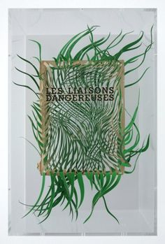 Amazing book art featured on this site