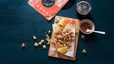 Chilli-garlic butter popcorn recipe : SBS Food