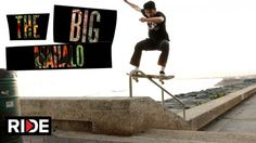Steven Stinson - The Big Mahalo 2015 Video Pt 1/3 - http://DAILYSKATETUBE.COM/steven-stinson-the-big-mahalo-2015-video-pt-13/ - Presenting 'The Big Mahalo', a short skate film by Jordan Kim featuring Steven Stinson, Lucas Lozano and Jason Park.  Filmed entirely on the beautiful island of Oahu, Hawaii. Filmed/edited by Jordan Kim Instagram - @letsk8hi More at: http://theridechannel.com/ SUBSCRIBE to RIDE: - 2015, Mahalo, steven, Stinson, video