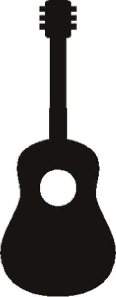 1000 images about stencils on pinterest stencils for Guitar cut out template