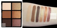 Nyx Love You So Mochi Eyeshadow Palettes Review
