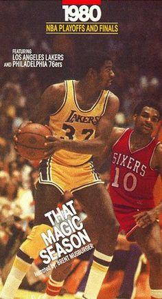 Los Angeles Lakers 1980 - That Magic Season [VHS] - http://hoopsternation.com/?p=22385