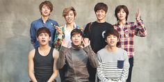 So cute...infinite oppa
